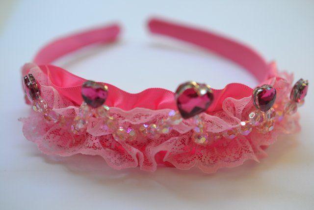 zazaloo princess headband