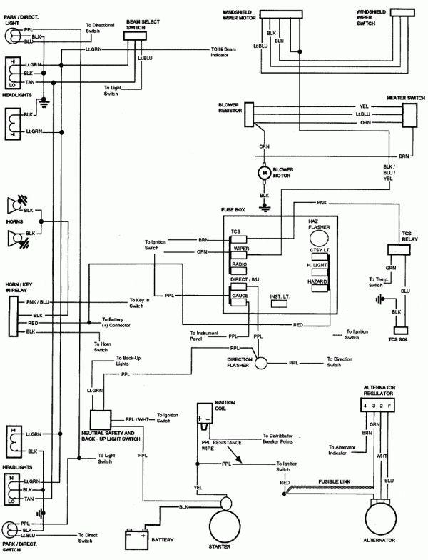 10 1974 corvette engine wiring diagram  engine diagram