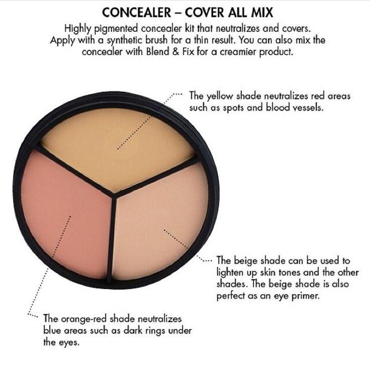 Cover All Mix. Uno de los productos estrella de Make Up Store Spain.
