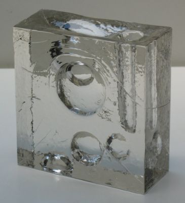 Designer:Uno Westerberg  Glassworks:Pukeberg