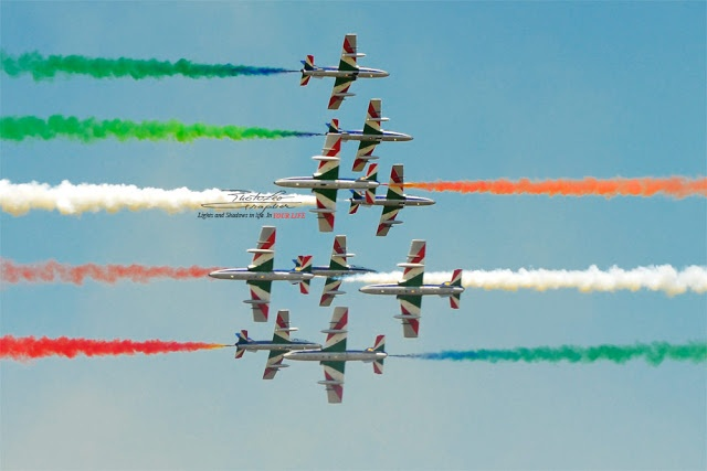 Frecce Tricolori - Italy