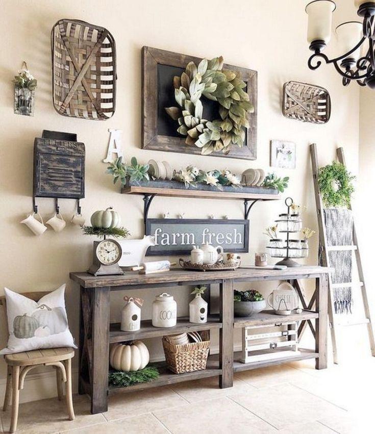 √79 Kreative Hobby Lobby Bauernhaus Dekor Inspiration Ideen Seite 47 – Fa … – Top Kreative Hobby-Ideen
