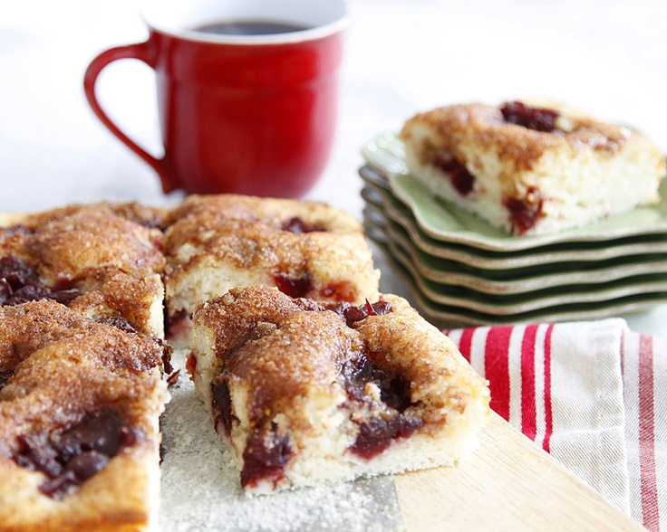 Cranberry Coffee Cake « Country Spoon | Holidays | Pinterest