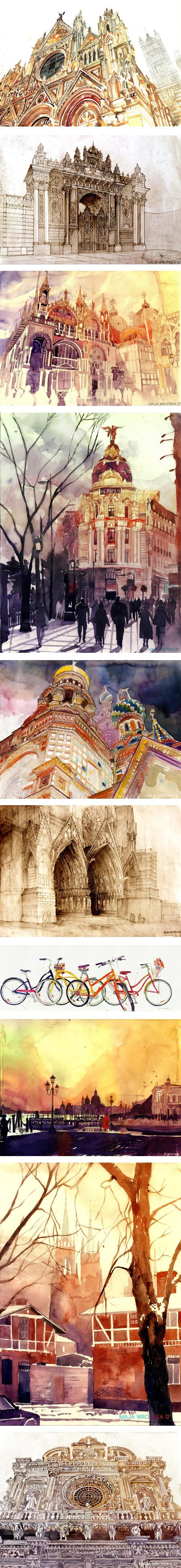 Best Architecture Drawing Art Ideas On Pinterest Classical
