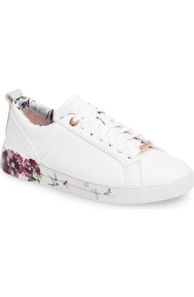 ted baker shoes blue laces brassica plant