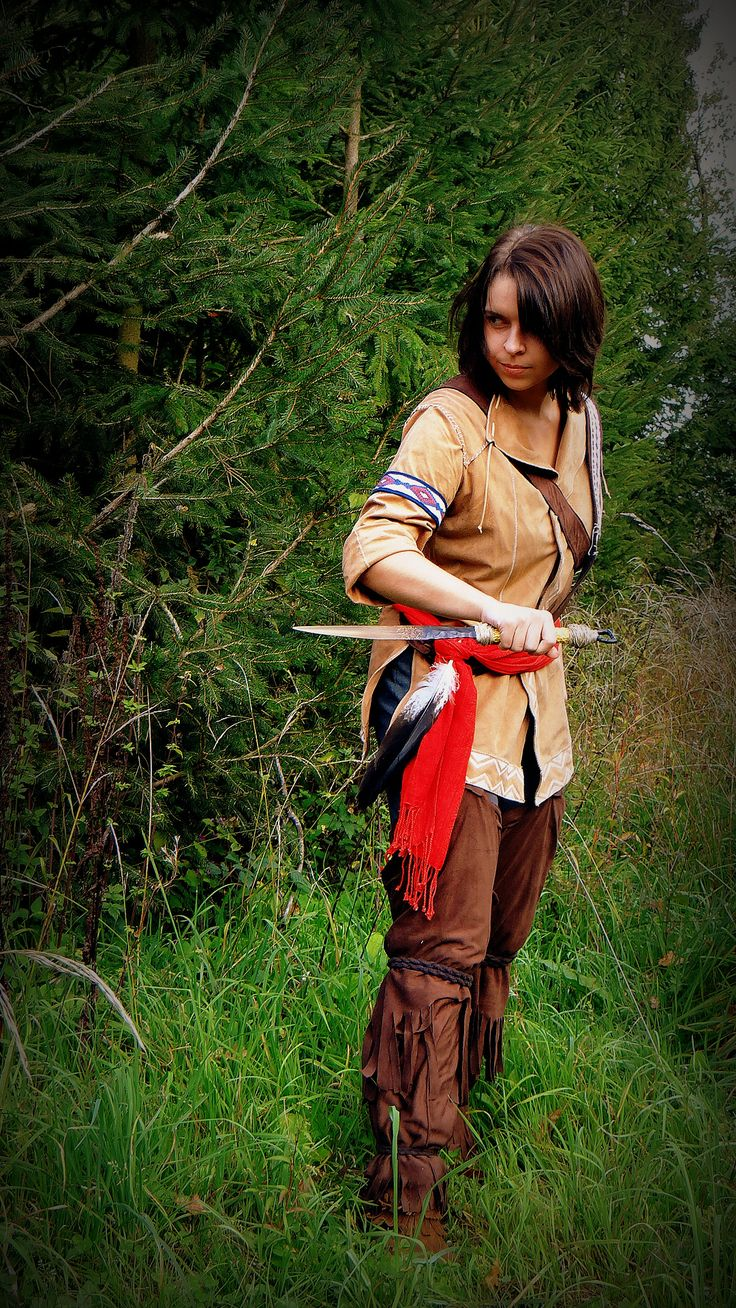 Young Connor (Assassin's Creed 3)