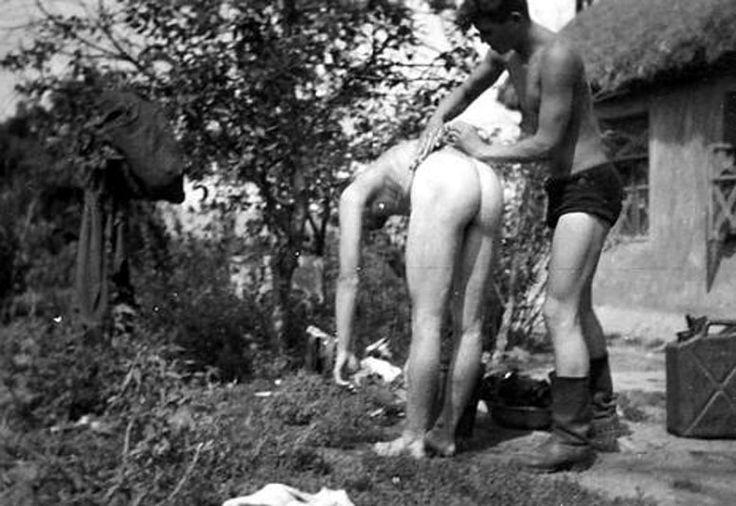 Порно времен войны — photo 7