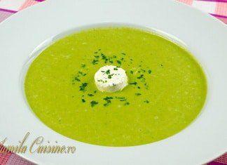Supa de broccoli – reteta video