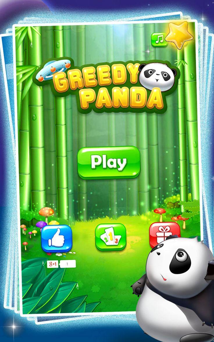 greedy panda jump