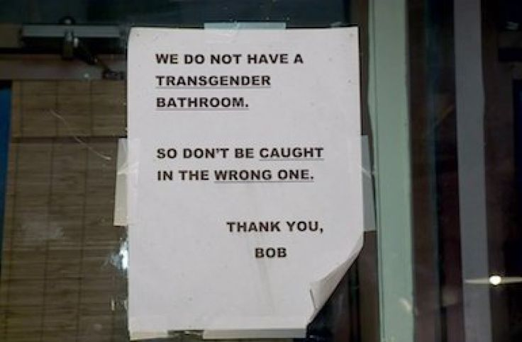 Oklahoma City restaurant's transgender bathroom sign sparks controversy