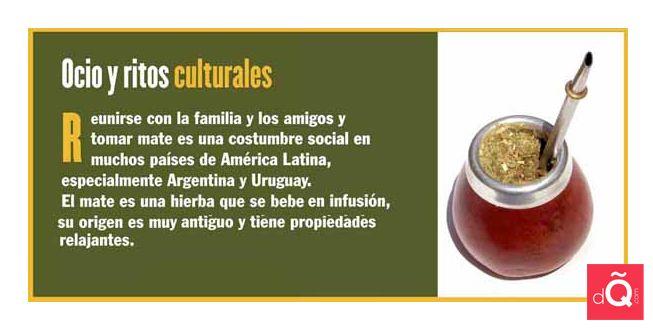 El Mate #Spanish #LearnSpanish http://www.donquijote.com/