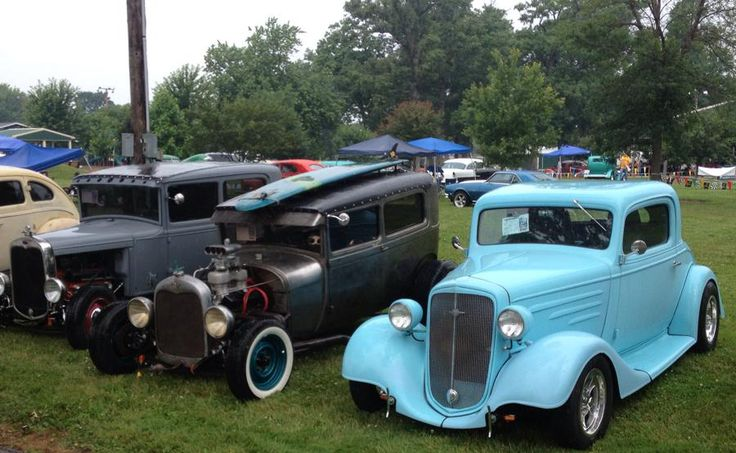 Fairmount Indiana Classic Cars