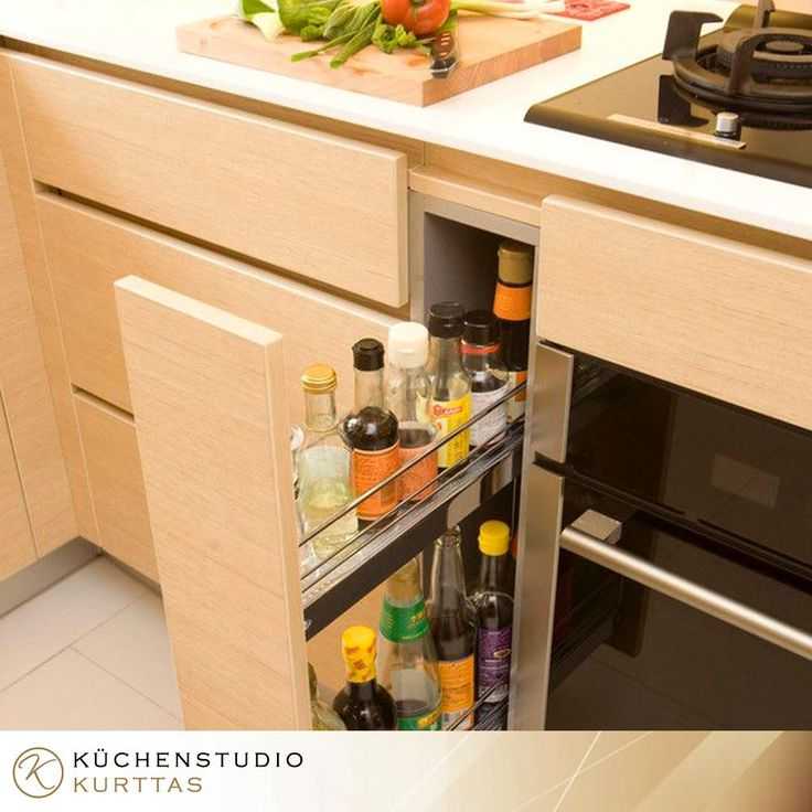 So schön kann Ordnung in der Küche sein!    wwwkuechenstudio - ordnung in der küche