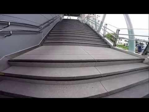東武東上線男衾駅 新駅舎・自由通路の使用開始