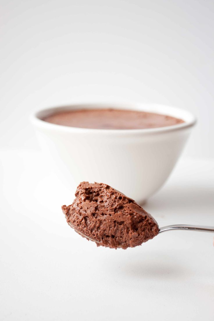 Mousse au Chocolat Vegan sans gluten - Délice sans gluten