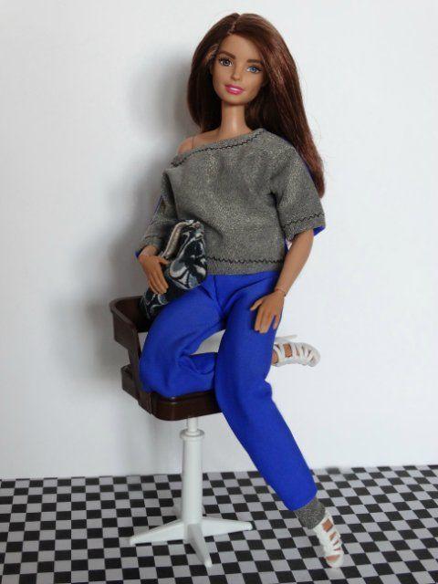 Барби made to move и мода 1993 года / Куклы Барби, Barbie dolls - коллекционные и игровые / Бэйбики. Куклы фото. Одежда для кукол