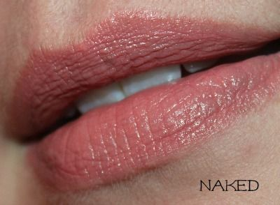 Urban Decay Revolution Lipstick in Naked