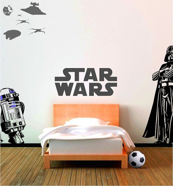 35 best Star Wars Boy\'s Bedroom images on Pinterest | Baby crib ...