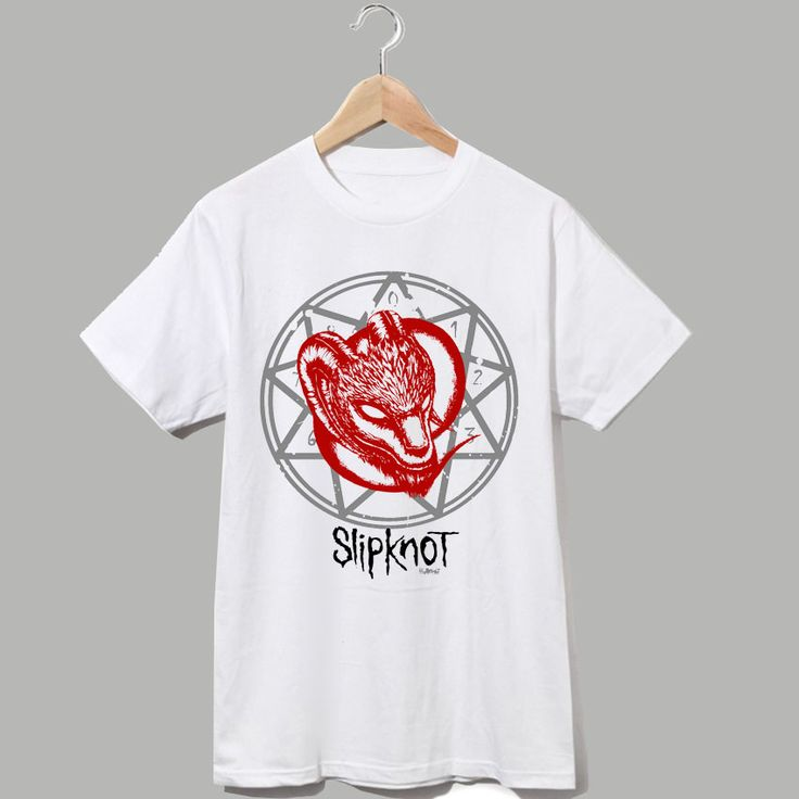 New Wave of American Heavy Metal slipknot All Hope Is Gone good quality t shirt #Affiliate