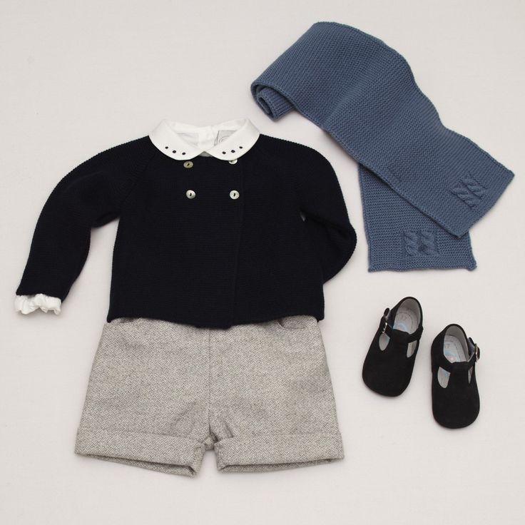 Look: Baby Boy - Navy Seal