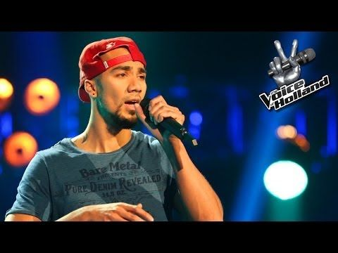 Wudstik - Omarm (The Blind Auditions | The voice of Holland) - YouTube