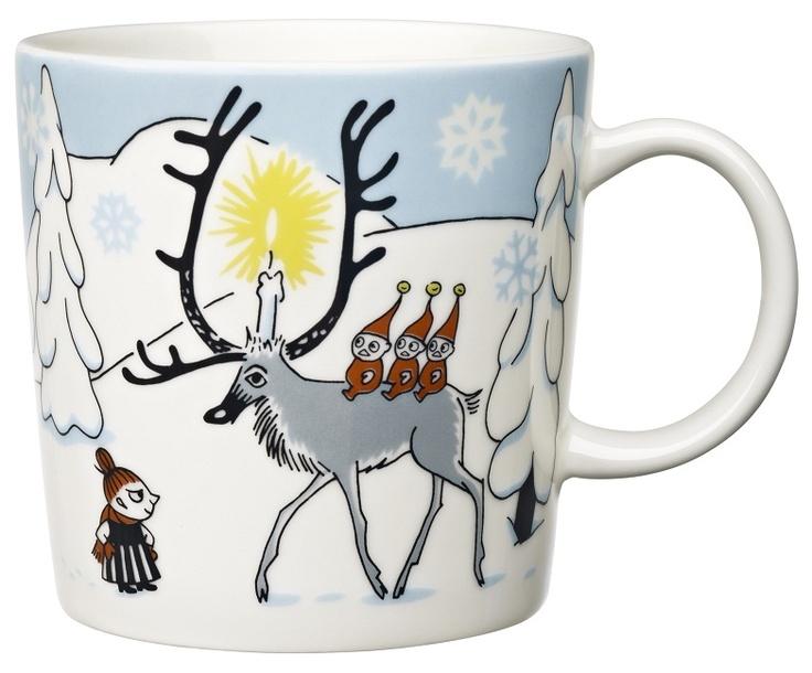 Arabia Moomin Mug found on Cloudberry Living.
