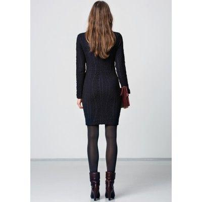 Rodebjer - Lizzie Dress Black - Kotyr.com