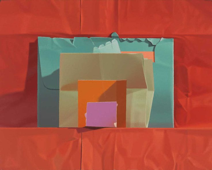 Interview with Harold Reddicliffe : Painting Perceptions
