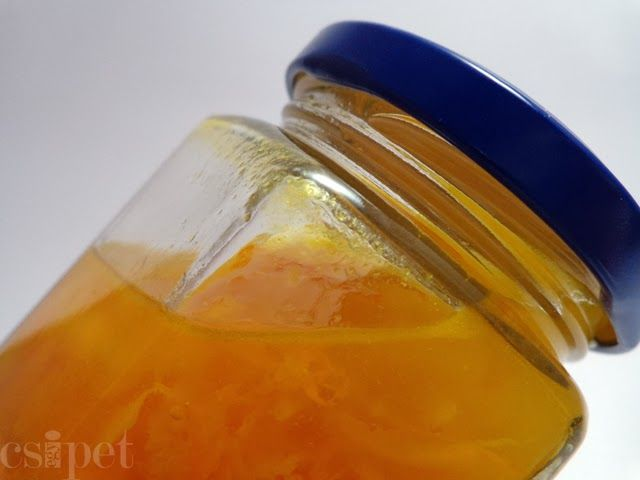 egycsipet: Narancshéjkivonat