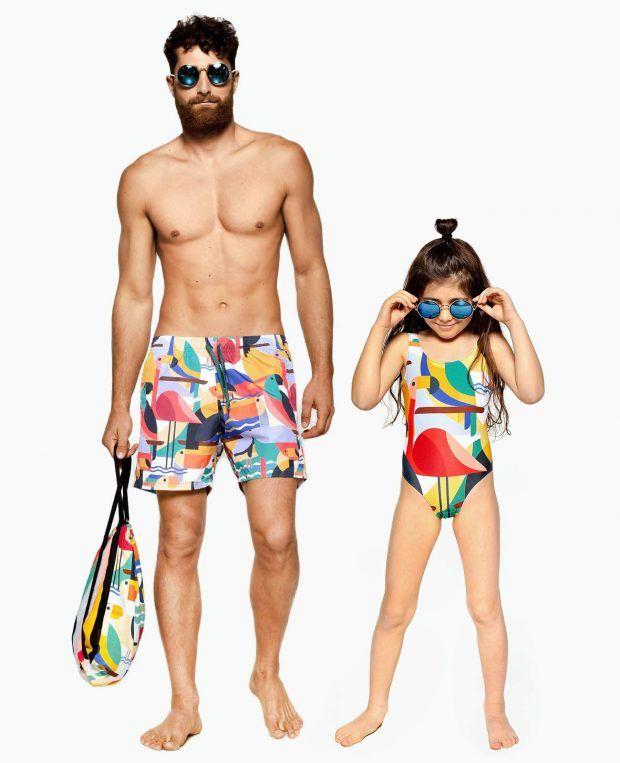 590fe80e2d Girl Swimsuit BAHAMAS