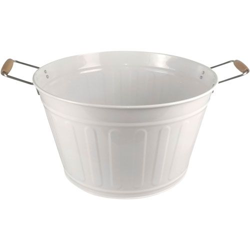 Effects Wash Tub Classic White and Gold - Mitre 10