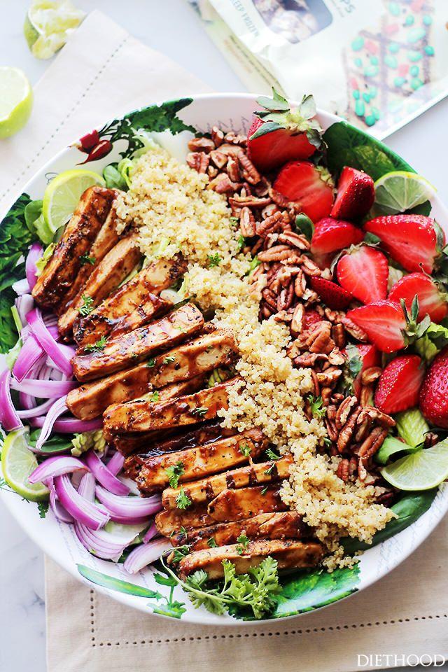 Amazingly Delicious & Healthy BBQ Chicken Recipes -