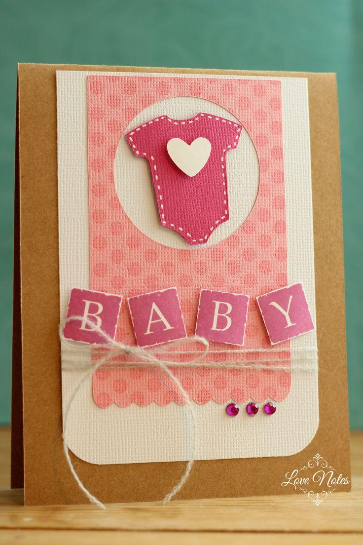Baby Girl Card - Scrapbook.com
