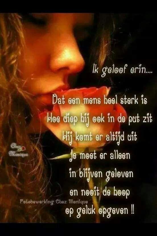 Ik geloof...