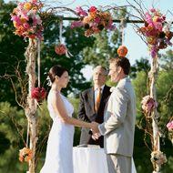 Various types of wedding vows