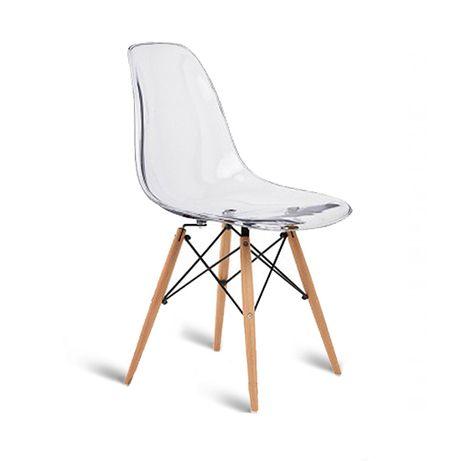Стул Eames Style стал первым в истории пластиковым стулом, запущенным в массовое производство. Дизайнеры Чарльз и Рэй Эймс создали его в 1948 году, и он по сей день выпускается и ничуть не стал менее популярен. Стул Eames Style подходит абсолютно для любого помещения: кафе, бара, офиса, квартиры. Оригинал входит в коллекции музеев МоМА и Vitra Design Museum.