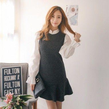 Suvinshop♥ dress 93769