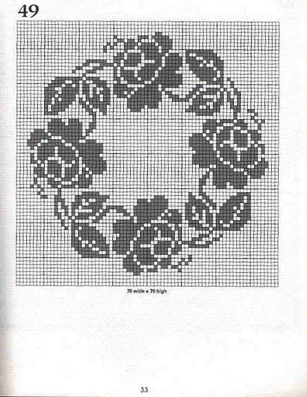 101_Filet_Crochet_Charts_33.jpg (446×576)