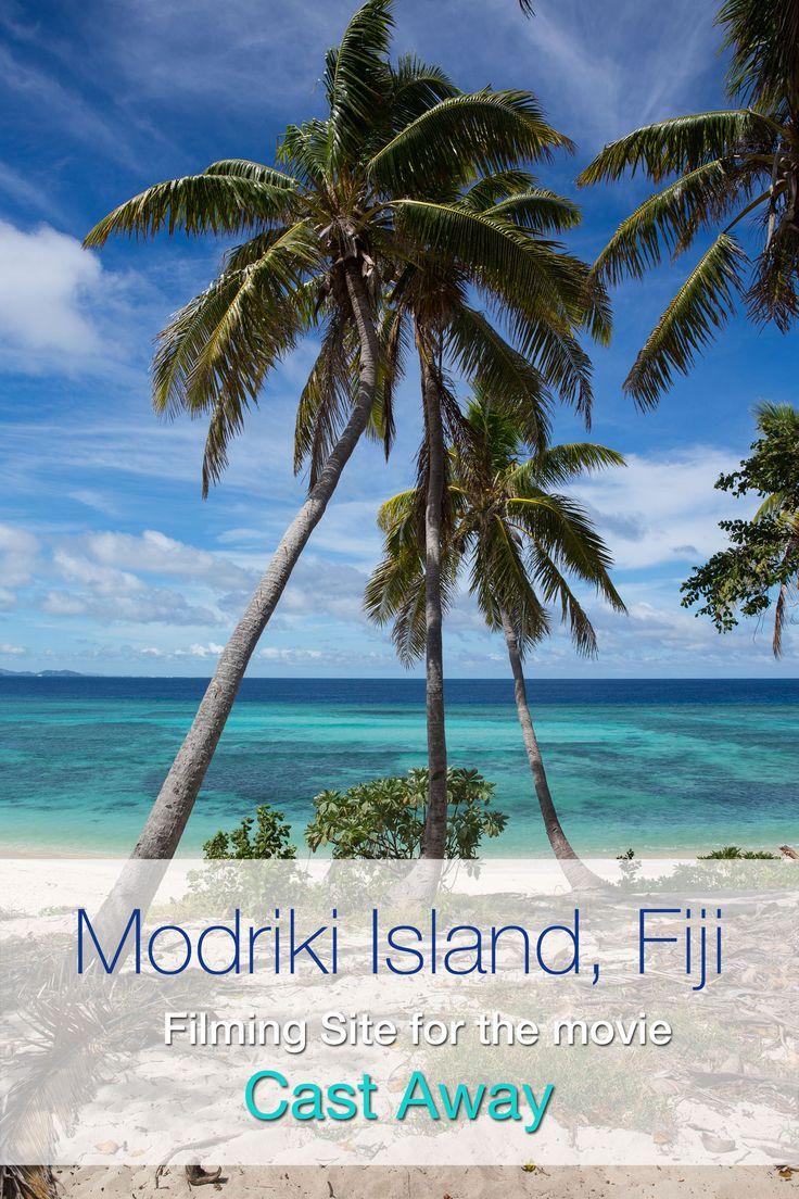 Modriki Island, Fiji, the filming site for the movie Cast Away