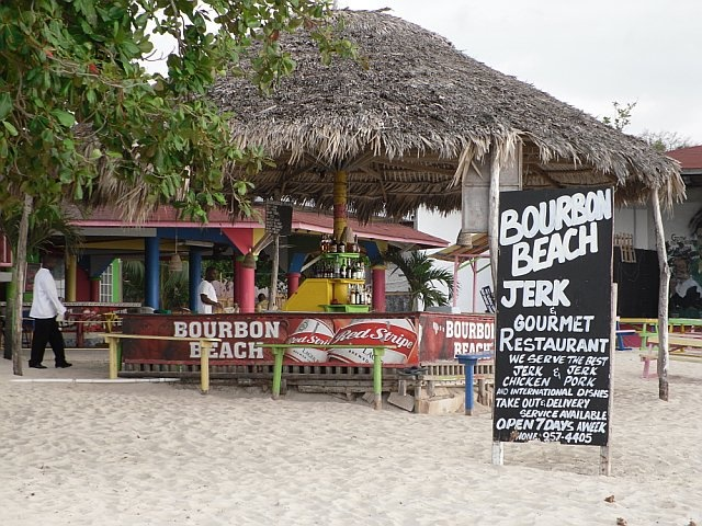 Bourbon Beach Our All Time Favorite Place For Sunsets Red Stripe And The Tastiest En In Negril S Lo Scott Loves Michelle