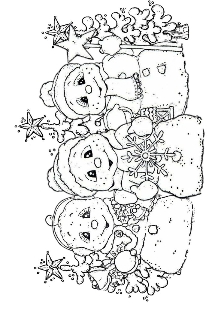magnolia stamps coloring pages - photo#30