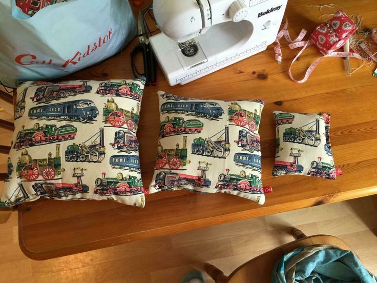 Trio of Cath Kidston cushions