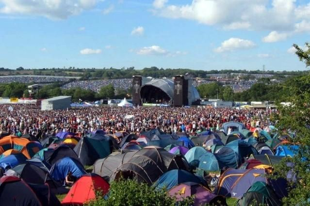 Attend the Glastonbury Festival, England - Bucket List Dream from TripBucket