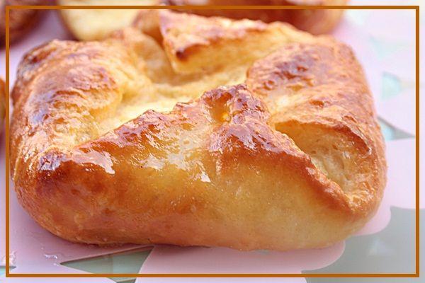 Lola en la cocina: Bollitos daneses con crema de queso