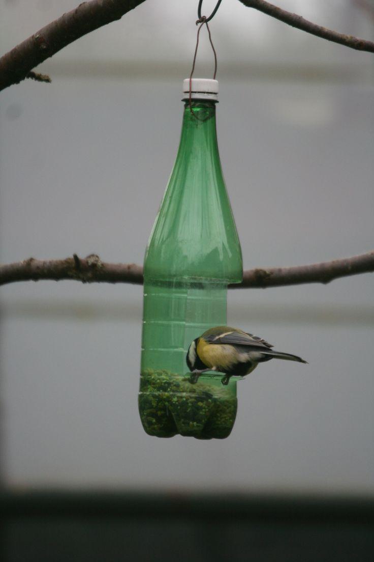 Mangeoire pour les oiseaux Instructions de montage...