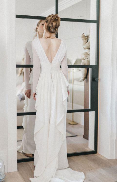 la primera colección de novias cherubina está aquí | ropa | vestidos