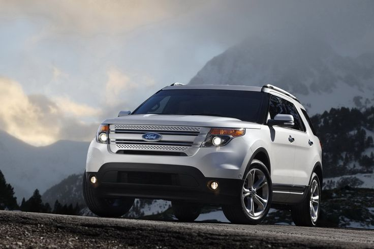 ford explorer | 2012 Ford Explorer with 2.0-liter EcoBoost rated at 20 mpg city and 28 ...