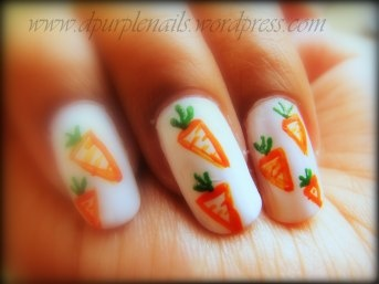 Carrot nails