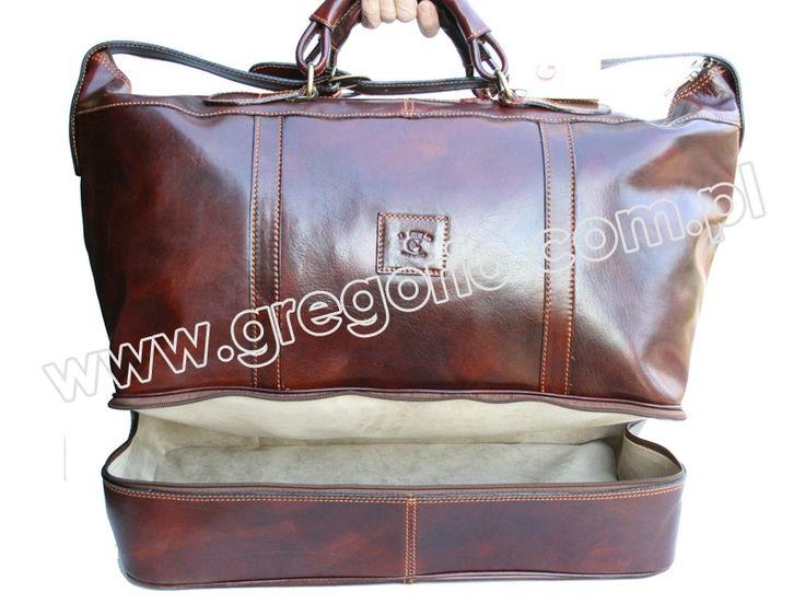 Gregorio Украина   сумки, кошельки, ремни, кожгаланетерея // Дорожные сумки / Gregorio 437