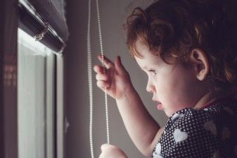 "It might surprise you, but seemingly harmless window blinds could pose a serious risk to your child's safety. Window blind cords (pull cords and inner cords) pose a strangulation threat, even if you have tied them ""up high."" Parents for Window Blind Safety published the PSA ""In An..."